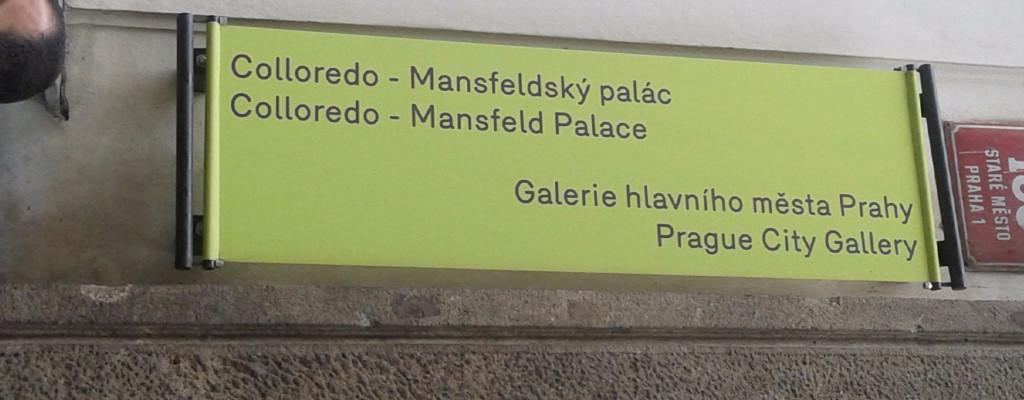 Praha — 14. 5. 2015