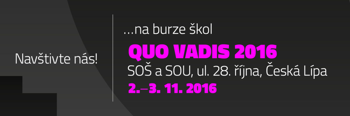 Quo Vadis Česká Lípa 2016
