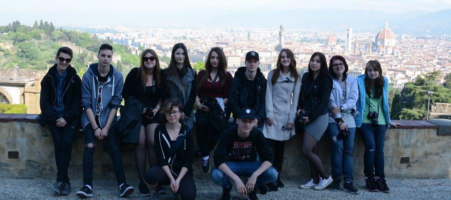 Itálie Florencie 2016