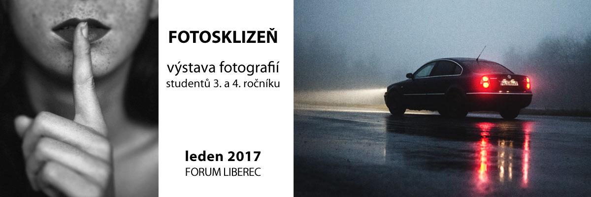 Výstava Fotosklizeň
