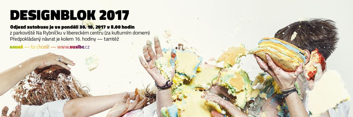 Designblok 2017 informace k zájezdu